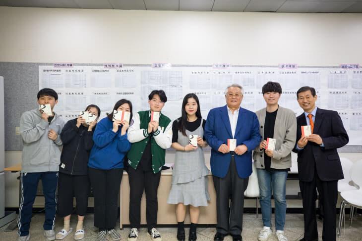 (사)작은도서관만드는사람들 김수연 대표, 남서울대서 'N+드림톡' 초청강연