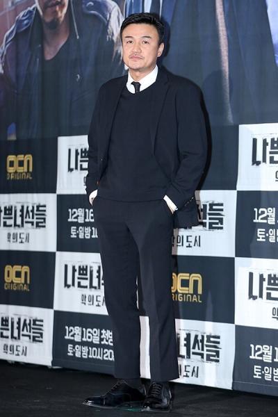 '나쁜 녀석들…' 베테랑 배우 박중훈 24년 만에 '안방' 복귀