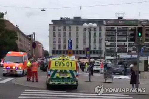 핀란드 남부 도시서 흉기 난동으로 여러명 부상…현장서 범인 체포