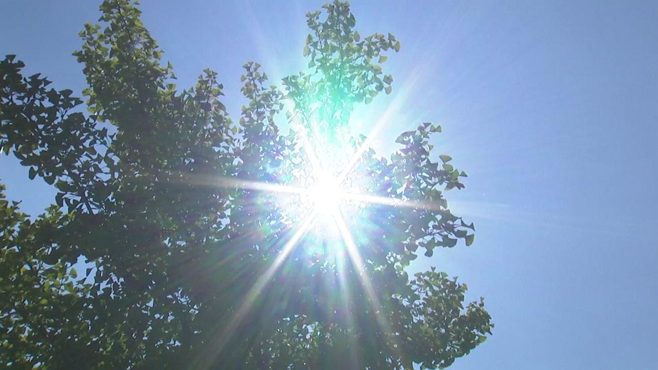 [날씨] 야외 활동 많은 가을 , 자외선 방심은 금물